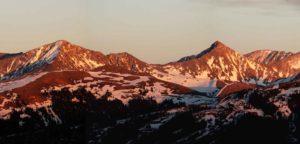 Mountain Training in the Colorado Rockies